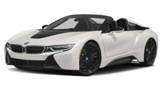 2019 BMW i8 WBY2Z6C56KVG98002