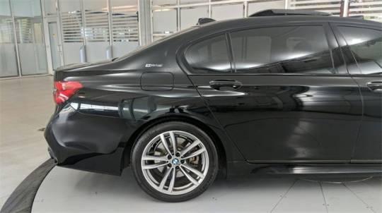 2018 BMW 7 Series WBA7J2C54JB246275