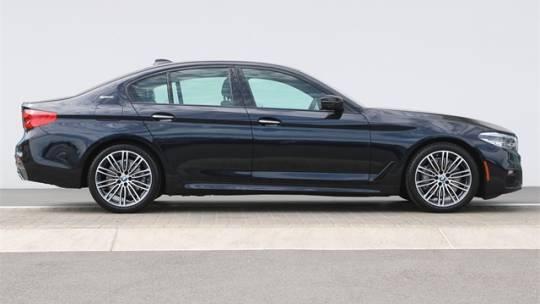 2018 BMW 5 Series WBAJA9C51JB249665