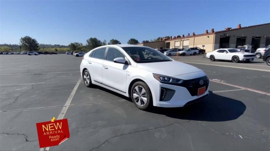 2018 Hyundai IONIQ KMHC75LDXJU060992