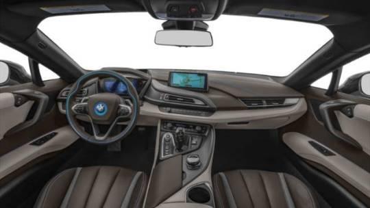 2019 BMW i8 WBY2Z4C5XKVB81855