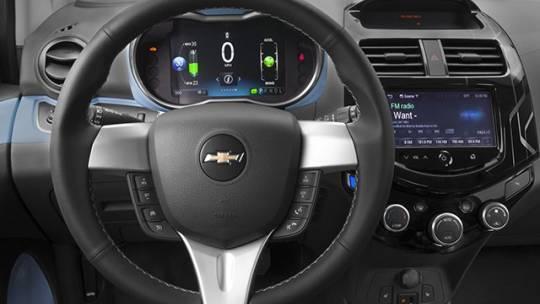 2014 Chevrolet Spark KL8CL6S02EC490850