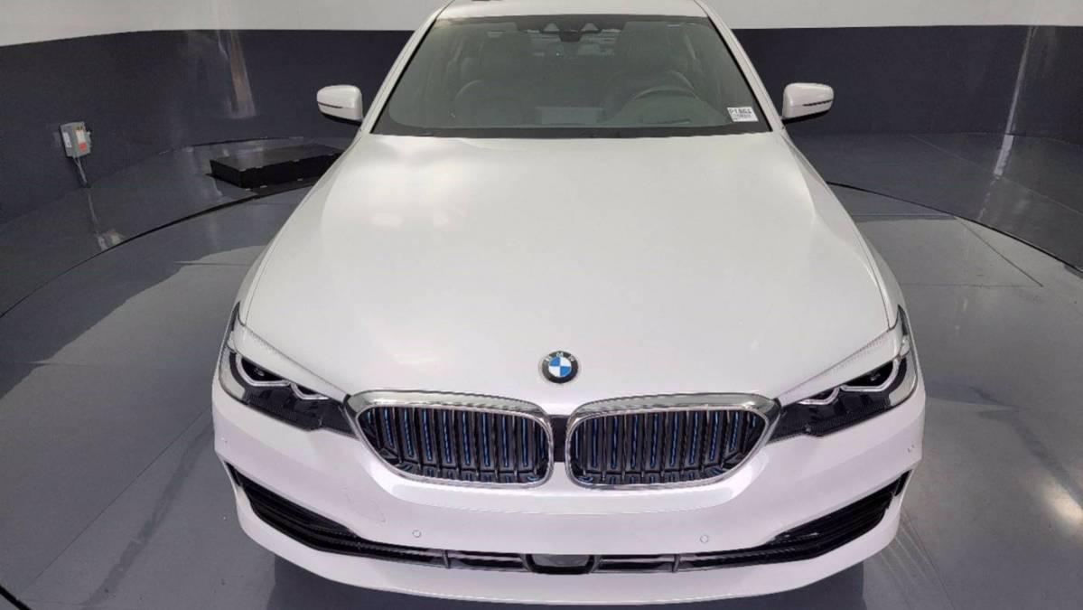 2018 BMW 5 Series WBAJB1C57JB083778