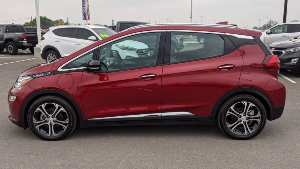 2020 Chevrolet Bolt 1G1FX6S01L4104444