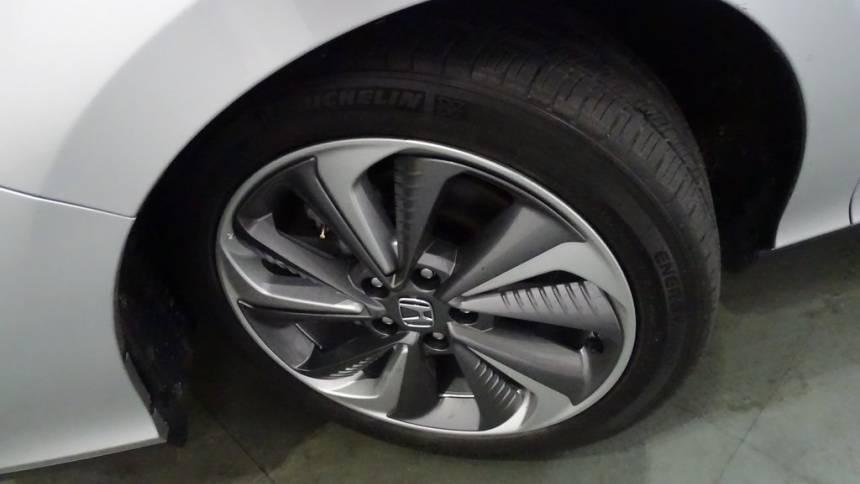 2018 Honda Clarity JHMZC5F3XJC001538