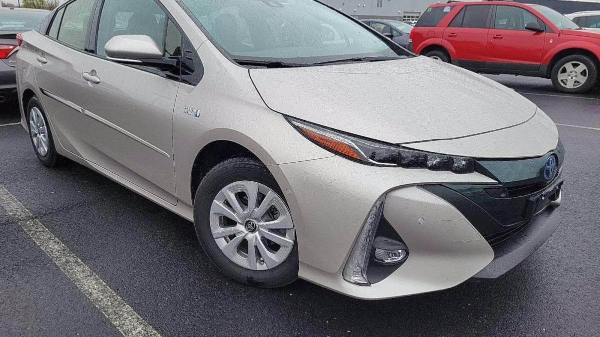 2018 Toyota Prius Prime JTDKARFP2J3076401