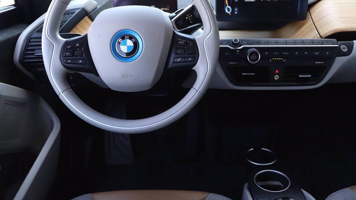 2015 BMW i3 WBY1Z2C53FV286174