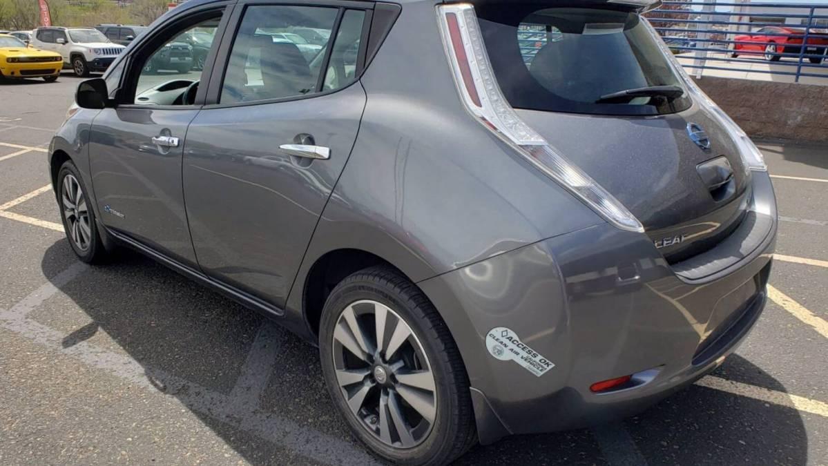 2015 Nissan LEAF 1N4AZ0CP0FC309158