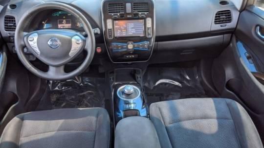 2014 Nissan LEAF 1N4AZ0CPXEC334177
