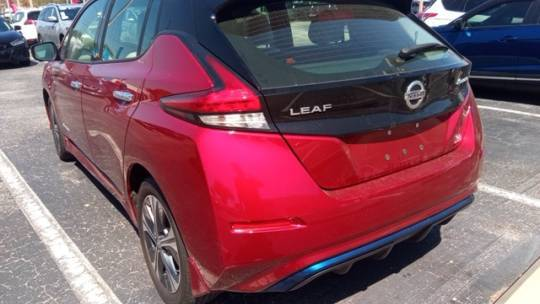 2019 Nissan LEAF 1N4BZ1CP4KC308454