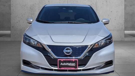2020 Nissan LEAF 1N4BZ1BP0LC309913