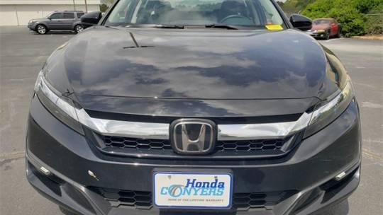 2018 Honda Clarity JHMZC5F35JC009546