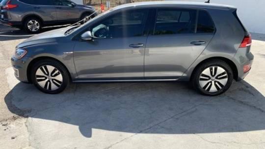 2017 Volkswagen e-Golf WVWPR7AU0HW950222