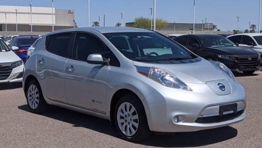 2013 Nissan LEAF 1N4AZ0CPXDC425206