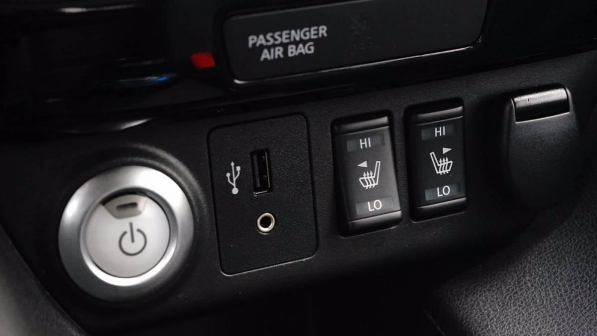 2019 Nissan LEAF 1N4AZ1CP4KC304674