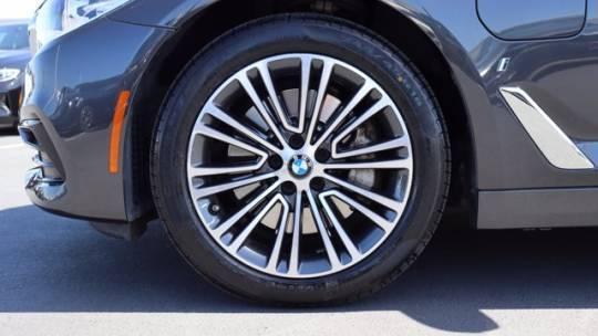 2018 BMW 5 Series WBAJA9C58JB249548