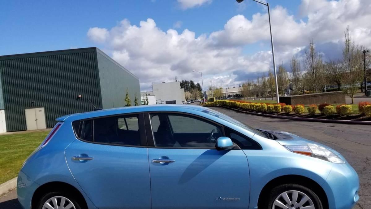 2015 Nissan LEAF 1N4AZ0CP3FC309526