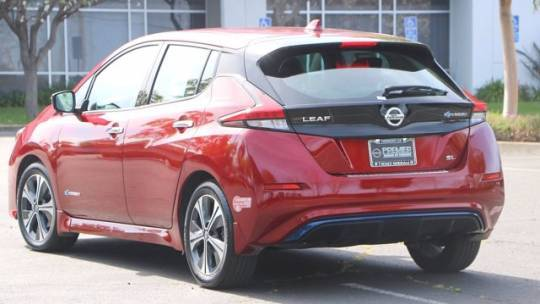 2018 Nissan LEAF 1N4AZ1CP4JC305029