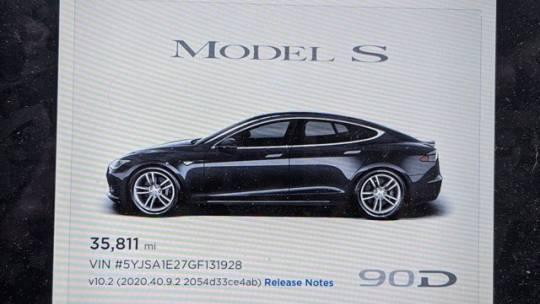 2016 Tesla Model S 5YJSA1E27GF131928
