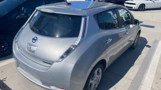2013 Nissan LEAF 1N4AZ0CP5DC410421