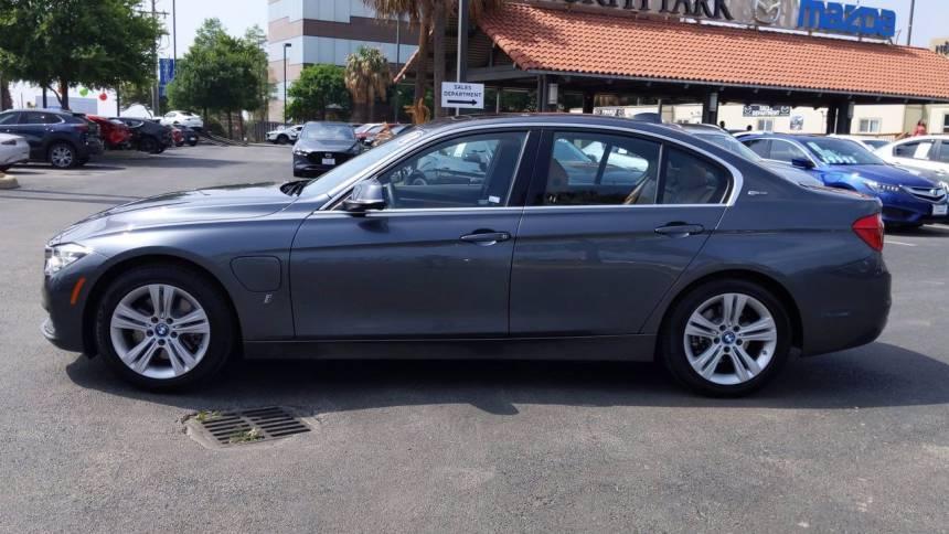 2018 BMW 3 Series WBA8E1C56JA178215