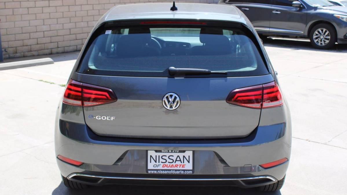 2019 Volkswagen e-Golf WVWKR7AU0KW919280