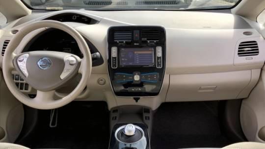 2012 Nissan LEAF JN1AZ0CP2CT019092