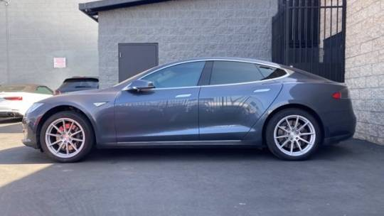 2014 Tesla Model S 5YJSA1H1XEFP50555