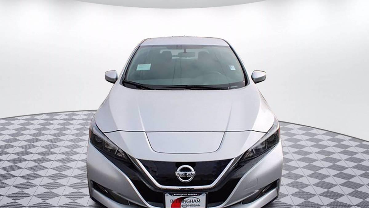 2019 Nissan LEAF 1N4BZ1CP7KC320372