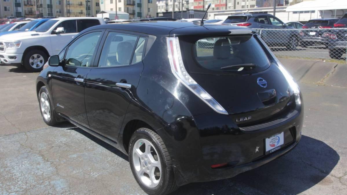 2012 Nissan LEAF JN1AZ0CP6CT015739