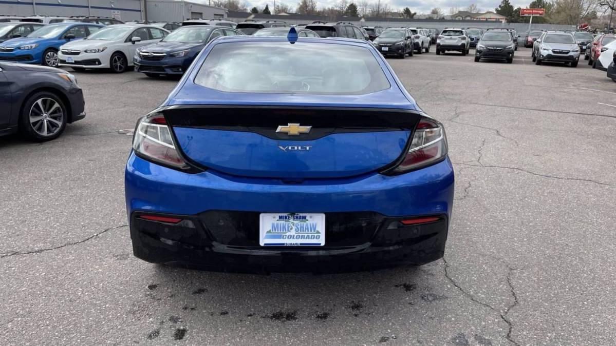 2017 Chevrolet VOLT 1G1RB6S50HU128247