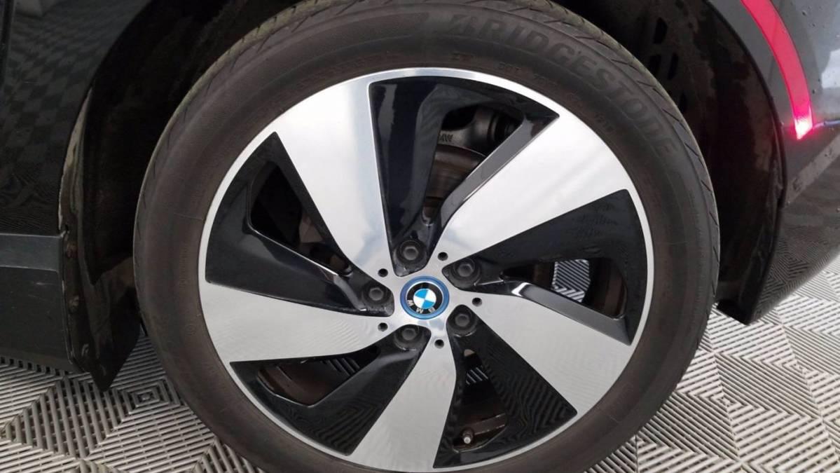 2018 BMW i3 WBY7Z4C50JVD96942