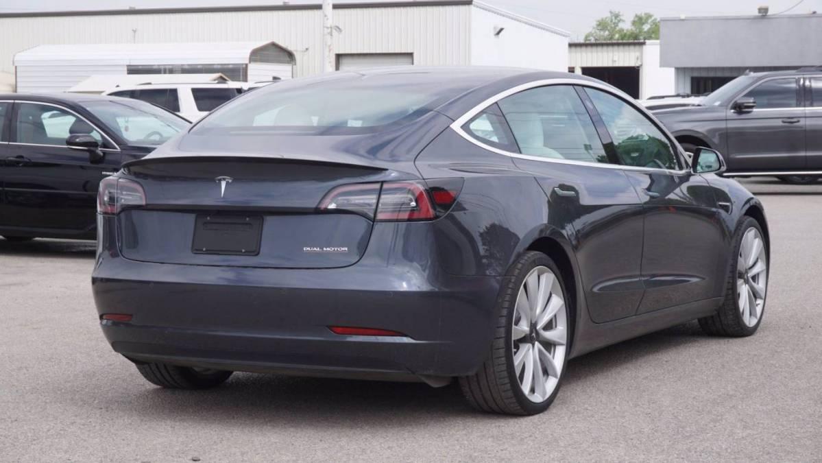2019 Tesla Model 3 5YJ3E1EB8KF535953