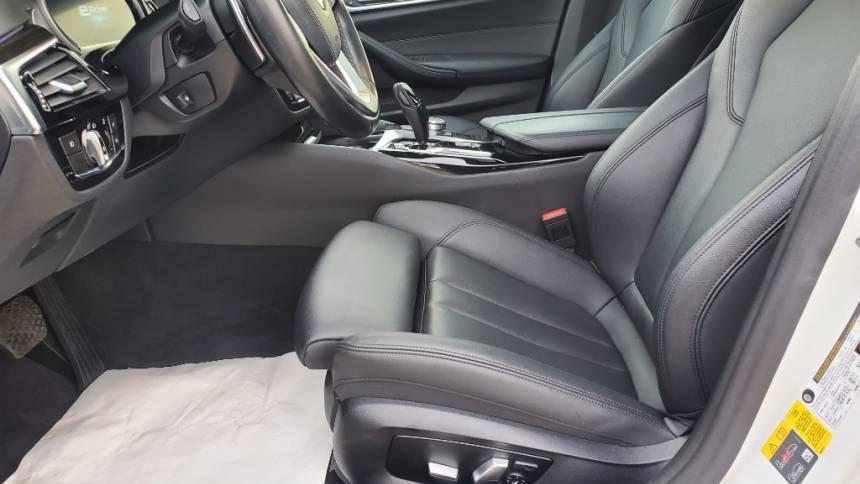 2018 BMW 5 Series WBAJA9C56JB034234
