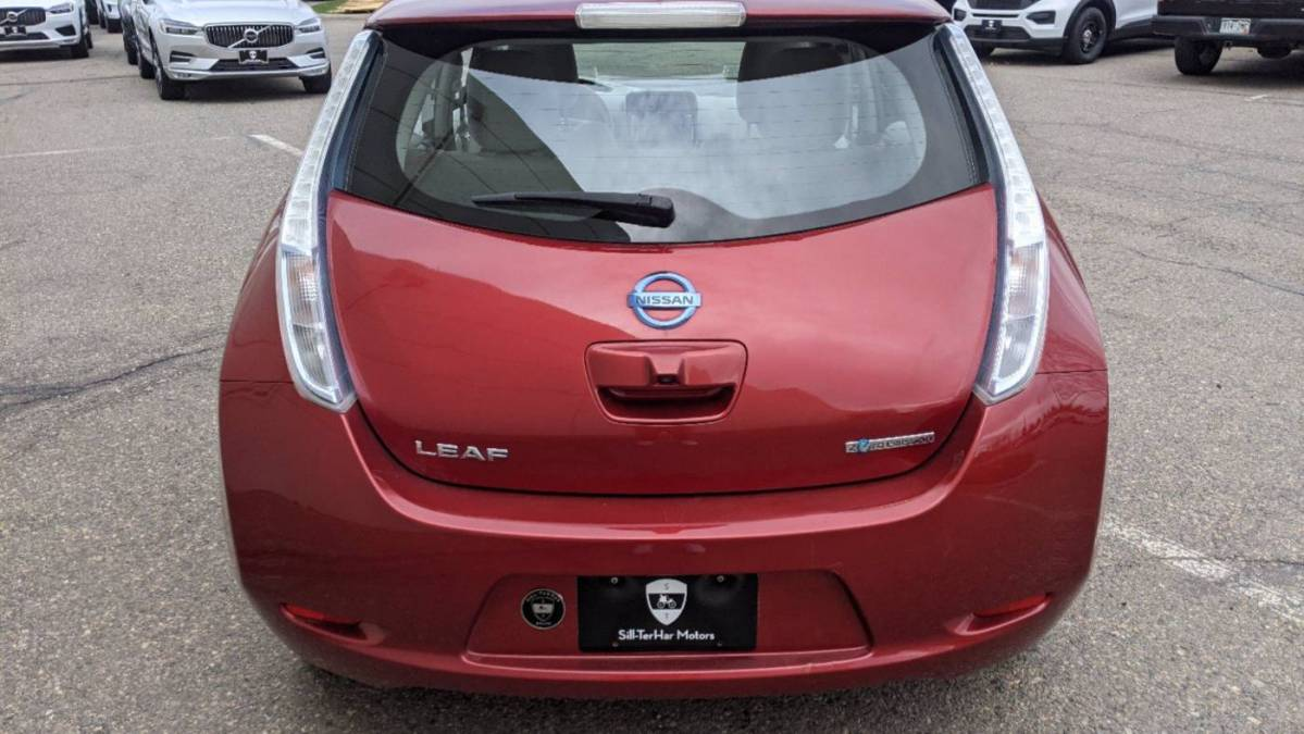 2012 Nissan LEAF JN1AZ0CP7CT021825