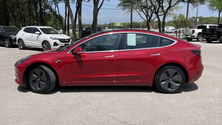 2019 Tesla Model 3 5YJ3E1EA5KF400677