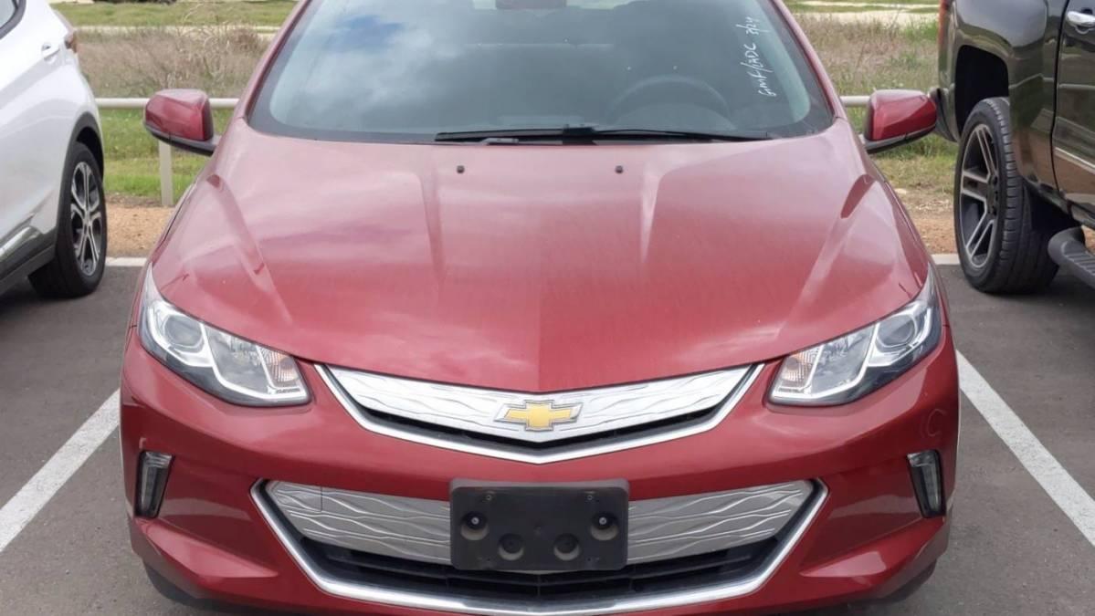 2018 Chevrolet VOLT 1G1RC6S55JU119160