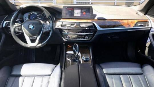 2018 BMW 5 Series WBAJB1C59JB084706