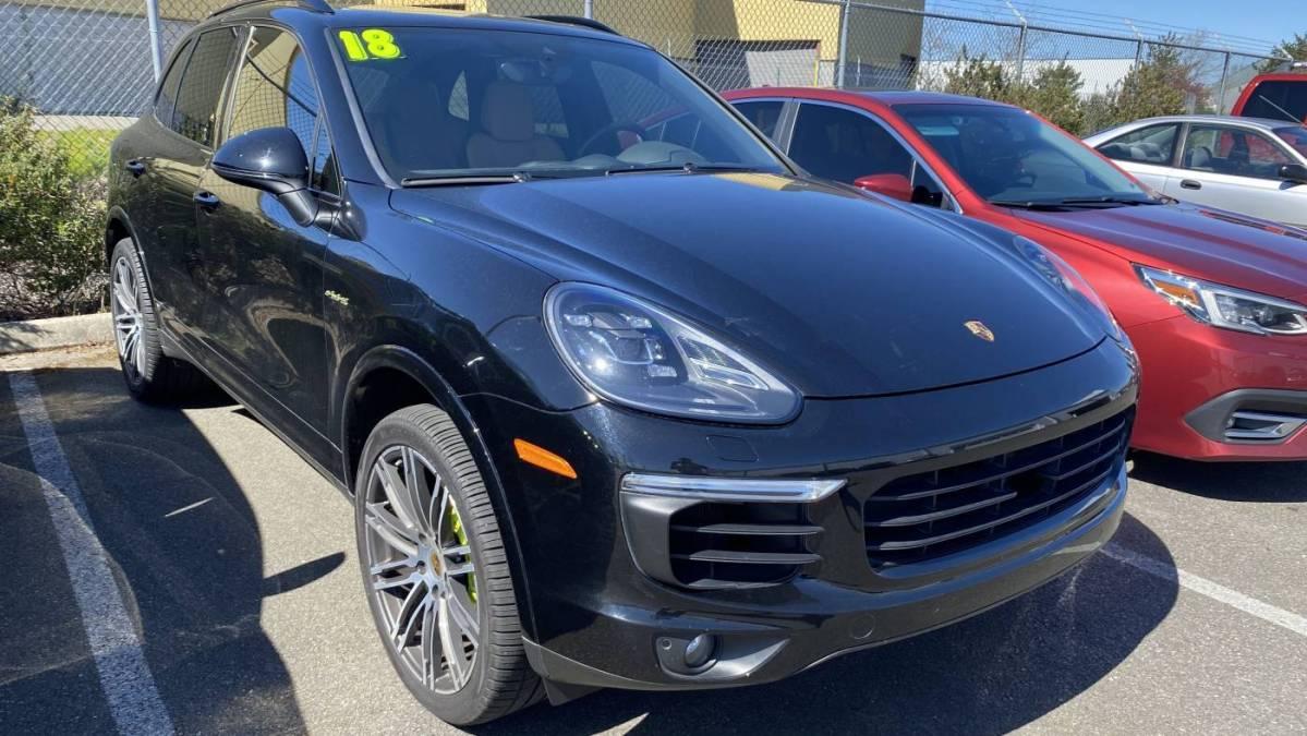 2018 Porsche Cayenne WP1AE2A21JLA71286