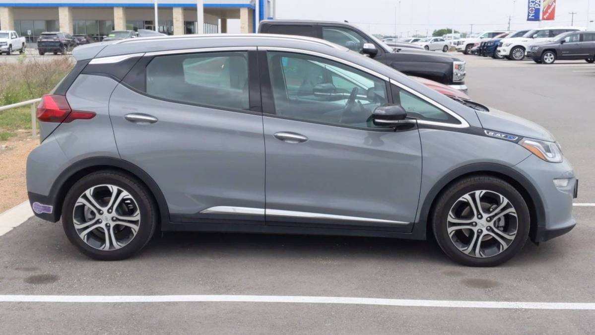 2019 Chevrolet Bolt 1G1FZ6S09K4117631