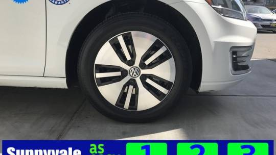 2019 Volkswagen e-Golf WVWKR7AU5KW908517