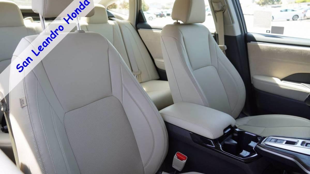 2018 Honda Clarity JHMZC5F31JC005459