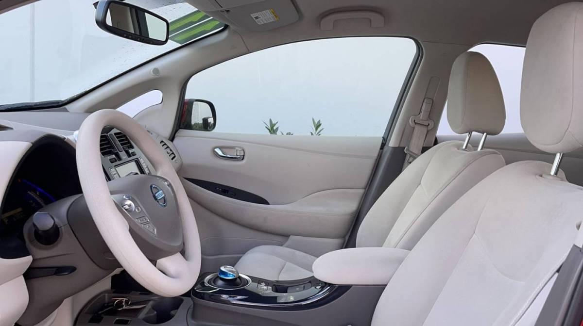 2011 Nissan LEAF JN1AZ0CP0BT006629