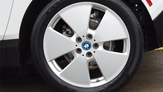 2016 BMW i3 WBY1Z2C57GV556542