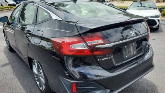 2018 Honda Clarity JHMZC5F34JC000935