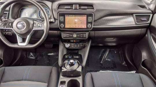 2020 Nissan LEAF 1N4AZ1CP9LC310083