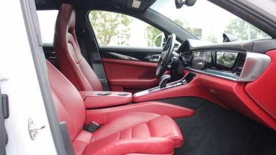 2018 Porsche Panamera WP0CE2A75JL189864