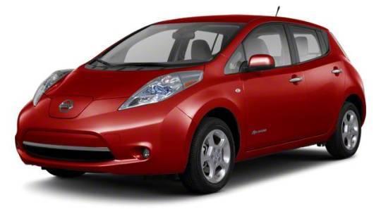 2012 Nissan LEAF JN1AZ0CP8CT016889