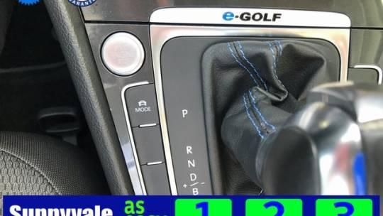 2019 Volkswagen e-Golf WVWKR7AU2KW908832
