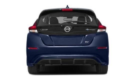2018 Nissan LEAF 1N4AZ1CP3JC300744